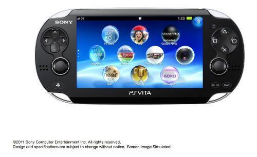 Sony psvita oled 4gb o juego original garantia 6 m cuotas