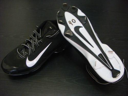 Spikes Tacos Botines Clavos Beisbol Nike Talle 14 De Usa