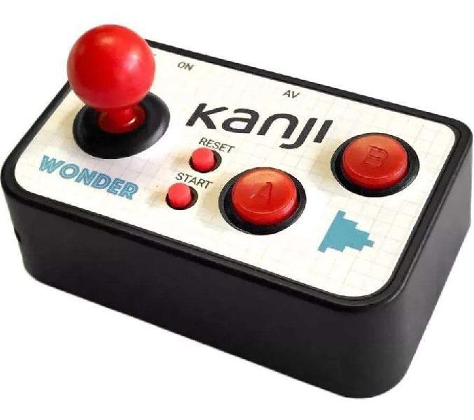 Consola kanji wonder retro arcade la plata