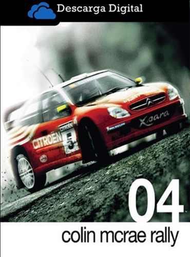 Colin mcrae rally 04 - juego pc digital - entrega ya!