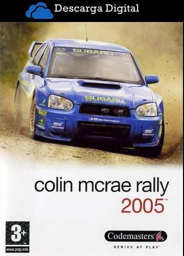 Colin mcrae rally 2005 - juego pc digital - entrega ya!