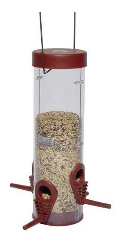 Comedero automático para pájaros marca elpe - rosario