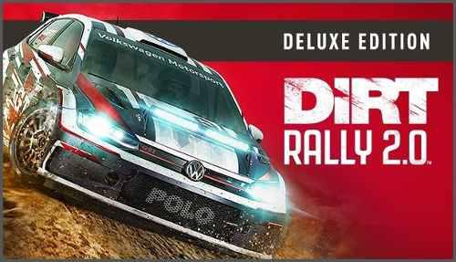 Dirt rally 2.0 deluxe edition + juego de regalo | pc digital