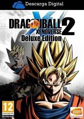 Dragon ball xenoverse 2 - deluxe + packs - juego pc digital