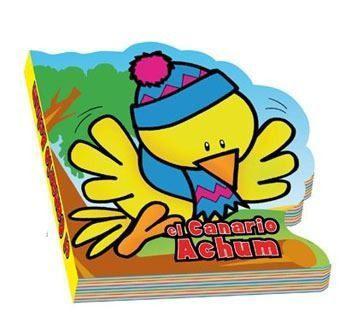 El canario achum animales que quiero 2550 cypres latinbook