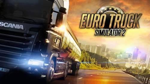 Euro truck simulator 2 + todos los dlc's + juego regalo   pc