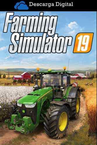 Farming simulator 19 - juego pc digital - entrega ya!