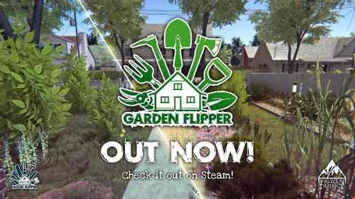 House flipper +garden flipper + juego de regalo   pc digital