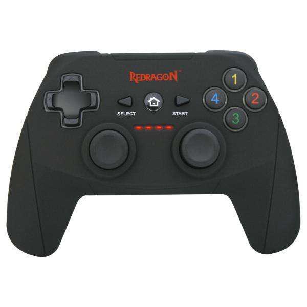Joystick redragon harrow g808 usb pc ps3 wireless