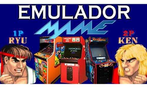 Mame 32 arcade mas de 6000 juegos y regalo envio ya