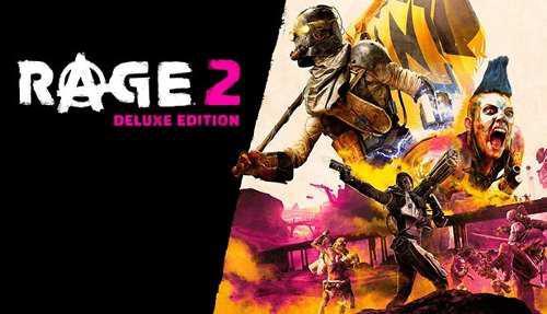 Rage 2 deluxe edition + juego de regalo   pc digital