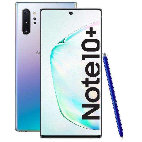 Samsung galaxy note 10 plus,256gb,aura glow. la plata!!!!!!