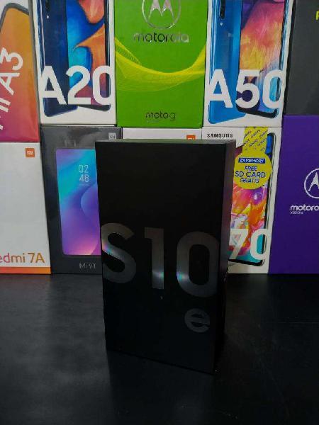 Samsung Galaxy S10e 128 GB Local / Sellados / Garanita