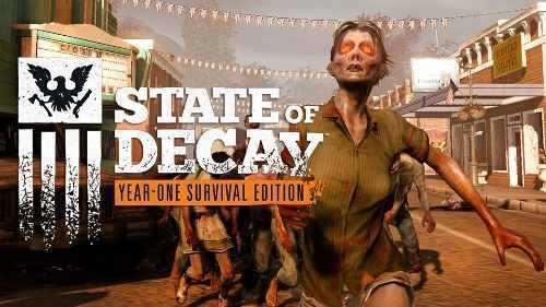 State of decay one yose day one edition + juego de regalo pc