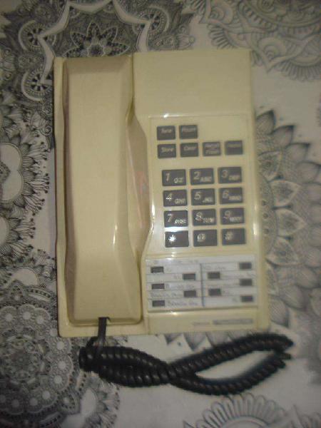 Telefono exicom touchfone telecom impecable estado no envio