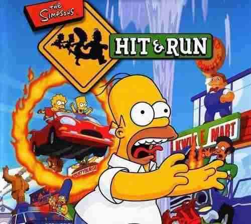 The simpsons hit & run + juego de regalo | pc