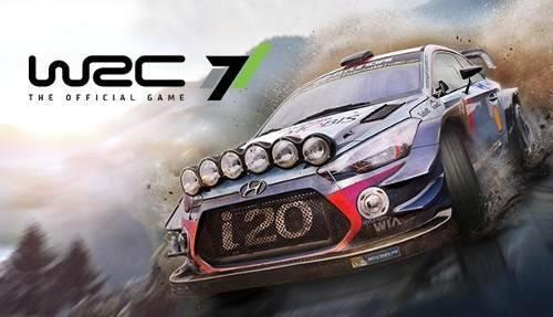 Wrc 7 fia world rally championship + juego de regalo   pc