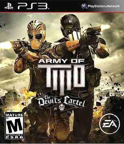 Army of two: the devil's cartel - ps3 juego físico sellado