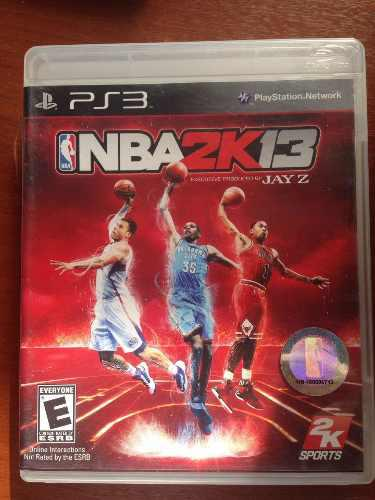 Juego original fisico sony playstation 3 play 3 ps3 nba