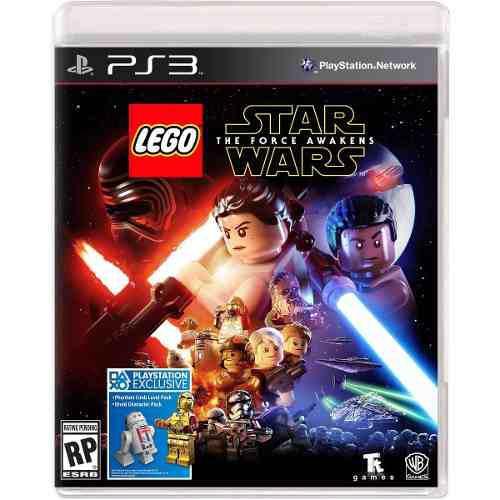 Juego ps3 lego star warsthe force awakens fisico playking