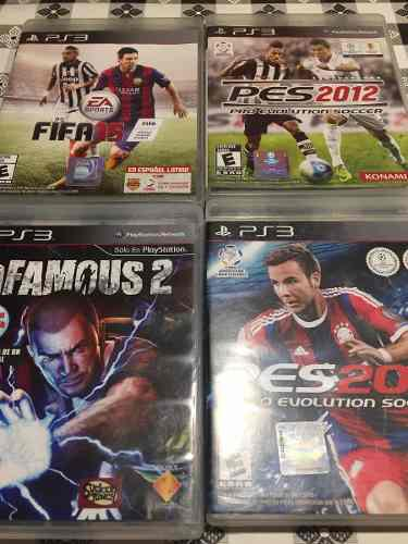 Juegos usados de play 3, solo me queda pes 2012 y 2013