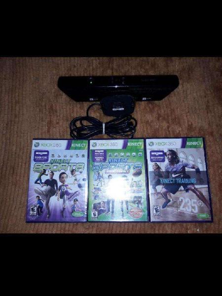 Kinect mas juegos xbox 360