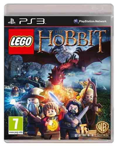 Lego the hobbit ps3 juego cd original fisico sellado