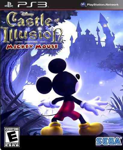 Mickey ps3 digital | español | juego original | infantil |