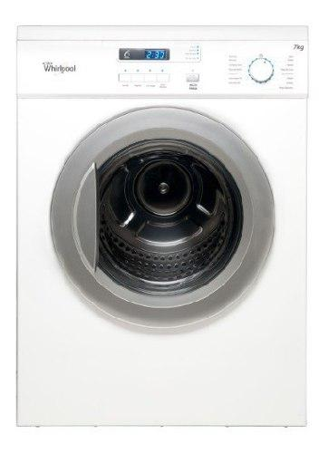 Secarropas por calor whirlpool wsr07sb 7kg