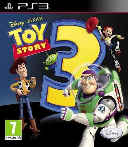 Toy story 3 ps3 español juegos digitales tenelo hoy!!