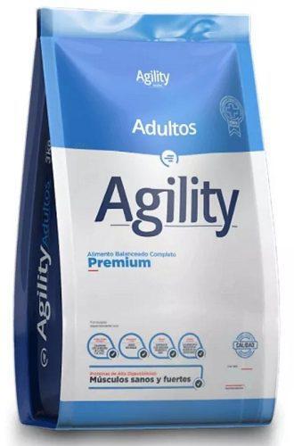 Agility 20 kg adultos sieger alimento premium + envios!