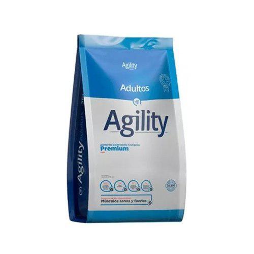 Agility perros adultos 20 kg el molino