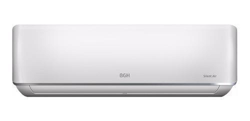 Aire split bgh silent air 3400w / 3000 frigorias frio calor