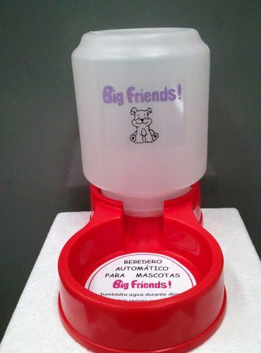 Bebedero dispenser automatico perros gatos de 5.00 litros