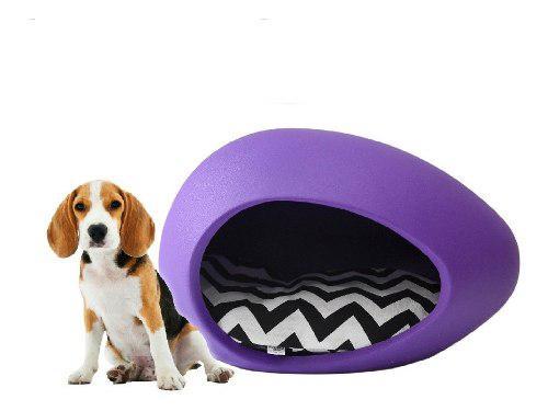 Cama perros moises colchon almohadon cucha eggys median cuot
