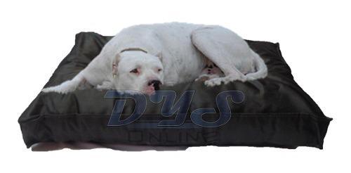 Colchón liso antidesgarro 90x60x10 cama perros mascotas