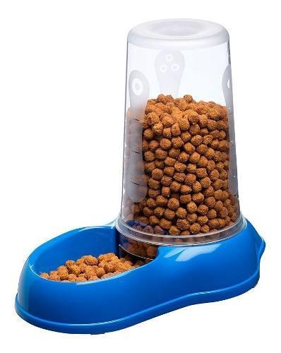 Comedero bebedero dispenser azimut perro gato ferplast 1.5 l