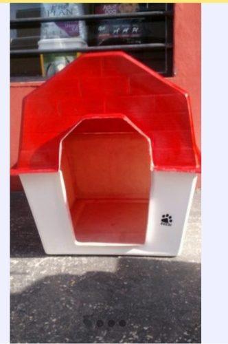 Cucha para perro grande iglu (alt 95 anch 90 largo 105)