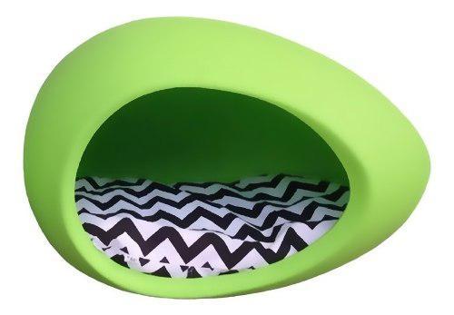 Cucha termica almohadon perros gatos eggys chica