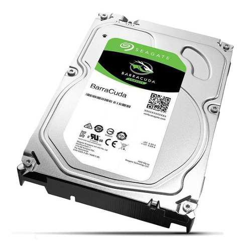 Disco rigido hdd 2 tb seagate barracuda 7200 256mb sata