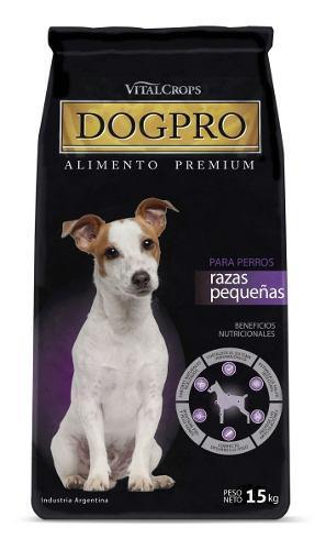 Dogpro adultos razas pequeñas 15 kg ** envíos gratis