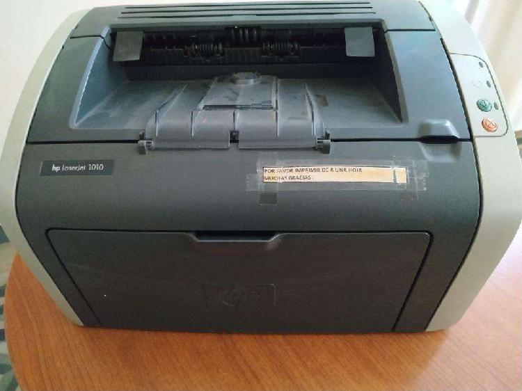 Impresora hp 1010 a reparar