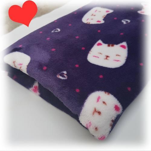 Mantas polar soft perro gato de 0,50 x 0,70 cm - dogideas