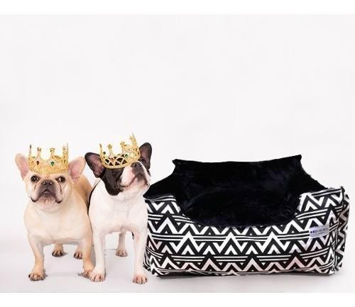 Moises cama perros peluche o corderito 90x70 envío gratis