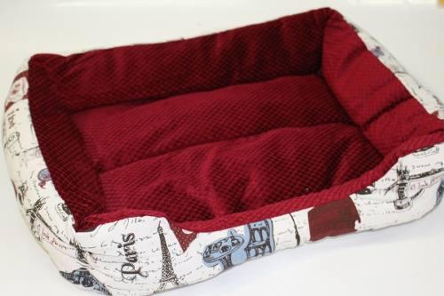 Moises cucha cama para gato/perro 50x35x10- pequeño-