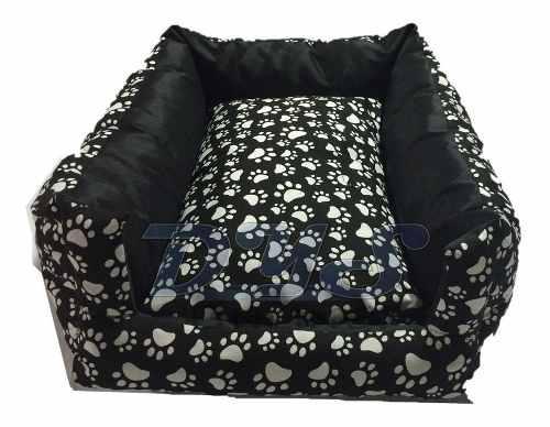 Moisés sofá para mascotas perros gato estampado