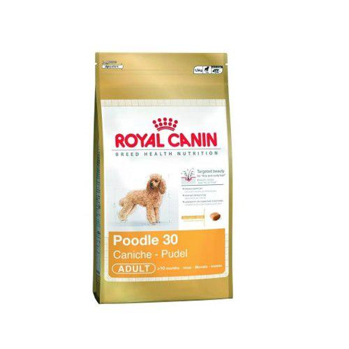 Royal canin caniche adulto 30 7.5 kg perros el molino
