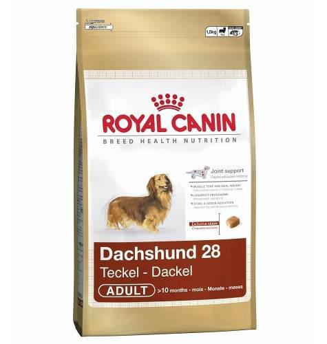 Royal canin dachshund 3 kg. zona recoleta / mr dog