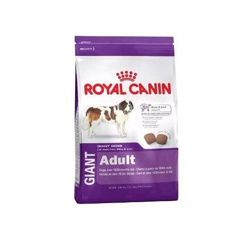 Royal canin giant adult 15 kg perros adultos el molino