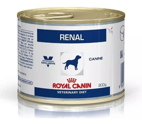 Royal canin lata renal canine x 200 grs